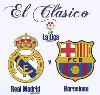 مشاهدة مباراة برشلونة وريال مدريد الكلاسيكو